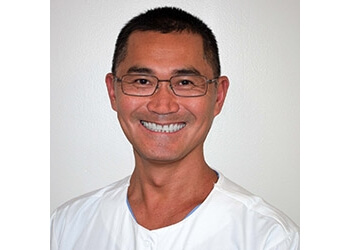 Worcester cosmetic dentist Dr. Joao Wang, DMD