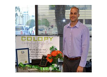 Arlington chiropractor Dr. Joe Colopy