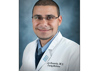 Columbia primary care physician Johan Hernandez, MD