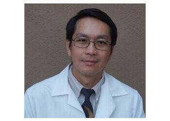 Huntington Beach eye doctor Dr. Johan Tran, Ph.D, OD - HEALTHY EYE CENTER FAMILY OPTOMETRY
