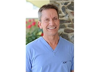 Sunnyvale cosmetic dentist Dr. John A. Vellequette, DDS