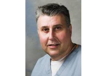 Concord podiatrist Dr. John Ambrosino, DPM