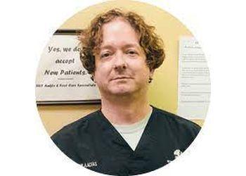 Cape Coral podiatrist Dr. John C. Lawlor, DPM