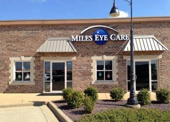 Evansville pediatric optometrist Dr. John D. Miles, OD
