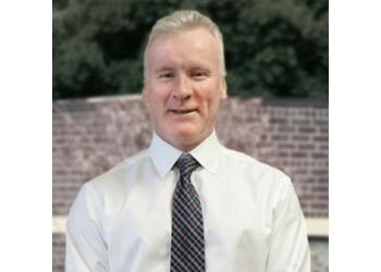 Des Moines dentist Dr. John E. Campbell