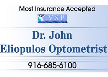 Elk Grove eye doctor Dr. John J. Eliopulos, OD