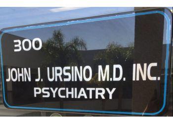 Santa Ana psychiatrist Dr. John J. Ursino, MD