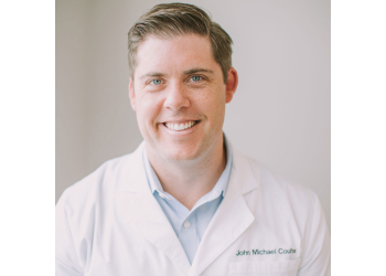 Knoxville dentist Dr. John M. Coulter, DDS