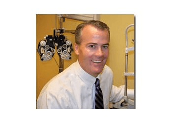 Columbia pediatric optometrist Dr. John Mason, OD