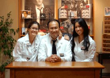 Fullerton eye doctor Dr. John Nguyen, OD