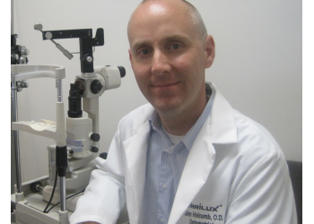 Moreno Valley eye doctor Dr. John R. Holcomb, OD