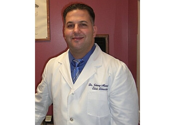Ontario chiropractor Dr. Johnny Mansour, DC