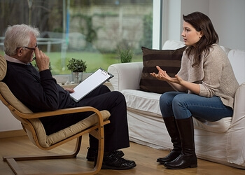 Kent psychologist Dr. Johnston George, PHD