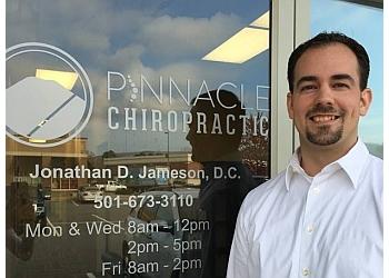 Little Rock chiropractor Dr. Jonathan D. Jameson, DC