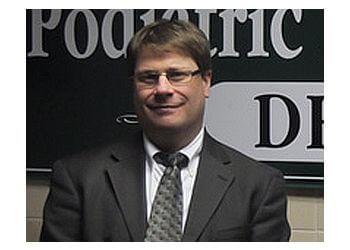 Worcester podiatrist Dr. Jonathan Ketchum, DPM