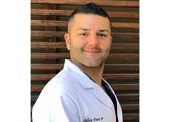 Lancaster podiatrist Dr. Jones Hormozi, DPM