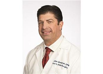 Akron podiatrist Dr. Jordan Grossman, DPM, FACFAS