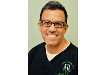 Paterson cosmetic dentist Dr. Jorge Bastidas, DDS