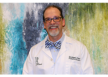 Pasadena podiatrist Dr. Jorge Cuza, DPM, FACFAS - MCKINNEY PODIATRIC ASSOCIATES, PA