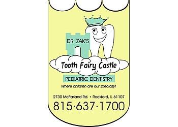 Rockford kids dentist Dr. Joseph L. Zakarija, DDS, MS