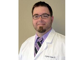 Topeka chiropractor Dr. Joshua P. Foreman, DC