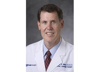 Durham urologist Dr.  Judd W. Moul, MD