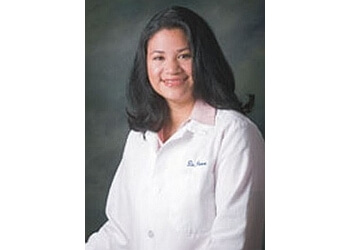 Chula Vista pediatric optometrist Dr. Judi-Anne Perez, OD