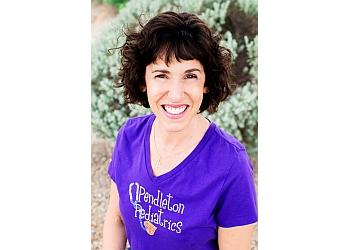 Chandler pediatrician Dr. Judith Pendleton, MD