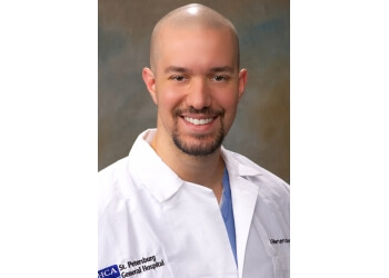 St Petersburg podiatrist Dr. Julian Menendez, DPM