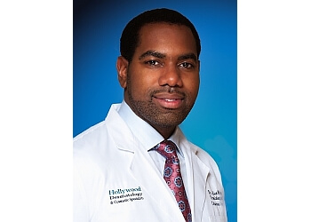 Hollywood dermatologist Dr. Julian O. Moore, MD, FAOCD, FAAD