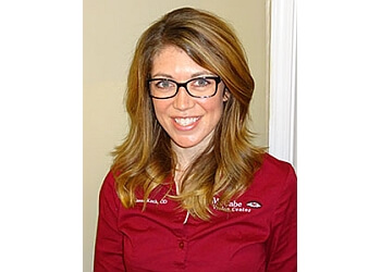 Murfreesboro pediatric optometrist Dr. Julianne Koch, OD