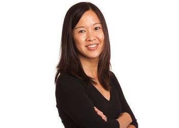 Irvine pediatric optometrist Dr. Julie Chen, OD