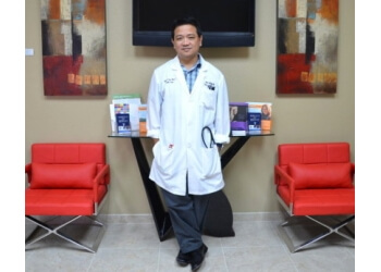Brownsville pain management doctor Jumar B. Apolinario, MD