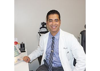 Long Beach pediatric optometrist Dr. Justin Prasad, OD