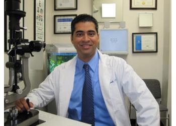 Long Beach pediatric optometrist Dr. Justin Prasad, OD