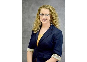 Cedar Rapids pediatric optometrist Dr. Kacie Monroe, OD, FCOVD
