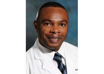 St Louis psychiatrist Dr.Kalu Ireke Onuma, MD