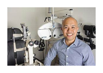 North Las Vegas eye doctor Dr. Kant Ng, OD