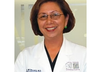 San Antonio ent doctor Keiko McManus, MD