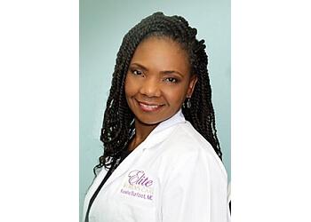 Norfolk gynecologist Dr. Keisha Burfoot, MD