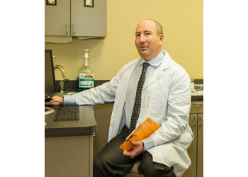 Jersey City dentist Dr. Keith Baines, DMD