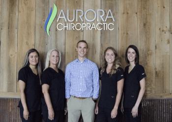 Aurora chiropractor Dr. Kendall Price, DC