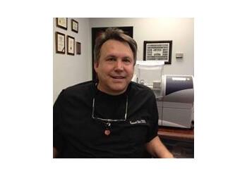 Henderson dentist Dr. Kenneth Hill, DDS