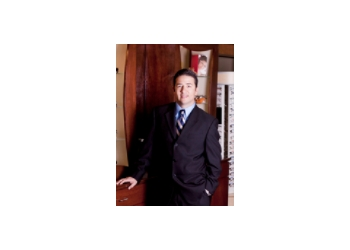 Plano eye doctor Dr. Kenneth M. Garza, OD