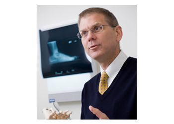 Boston podiatrist Dr. Kenneth M. Leavitt, DPM
