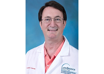 Baltimore neurologist Dr. Kevin E. Crutchfield, MD