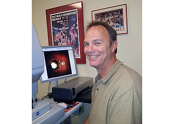 Indianapolis pediatric optometrist Dr. Kevin P. Reckley OD