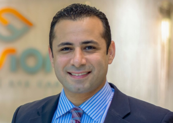 Raleigh eye doctor Dr. Kiarash Bassiri, OD