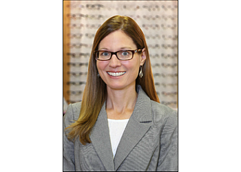 Grand Rapids pediatric optometrist Dr. Kiersten Coon, OD