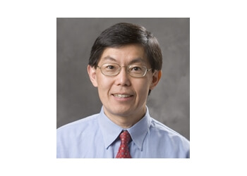 Madison pediatrician Kok-Peng Yu, MD